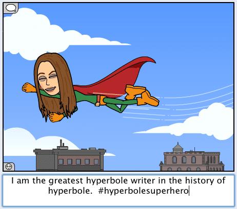 Hyperbole: Three Fun Ways to Teach the Art of Exaggeration