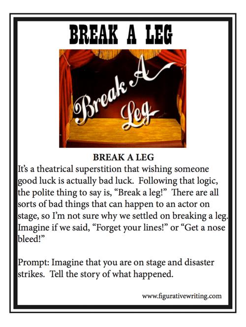Breakaleg